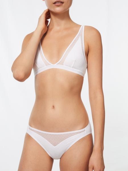 STELLA - Bralette, weiß, Auslaufmodell